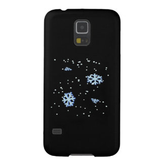 Snowflakes Case For Galaxy S5
