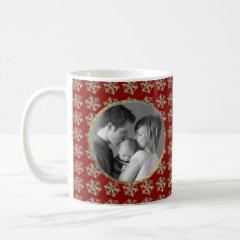 Snowflakes Coffee Mugs