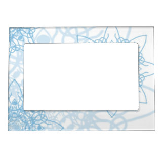 Snowflakes Fall Magnetic Frame