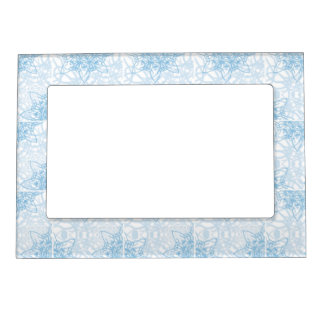 Snowflakes Fall Magnetic Photo Frame