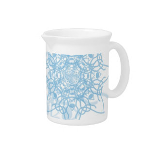 Snowflakes Fall Pitcher