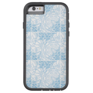 Snowflakes Fall Tough Xtreme iPhone 6 Case