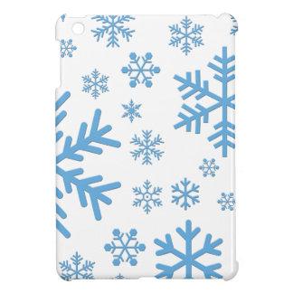 Snowflakes Falling, Flurries iPad Mini Case