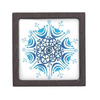 Snowflakes - gift box