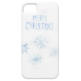 Snowflakes iPhone SE/5/5s Case