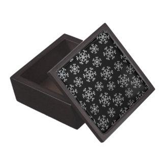Snowflakes Keepsake Box