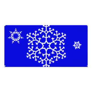snowflakes_on_blue card