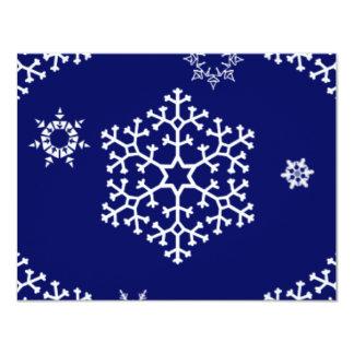 snowflakes_on_dark_blue invitation