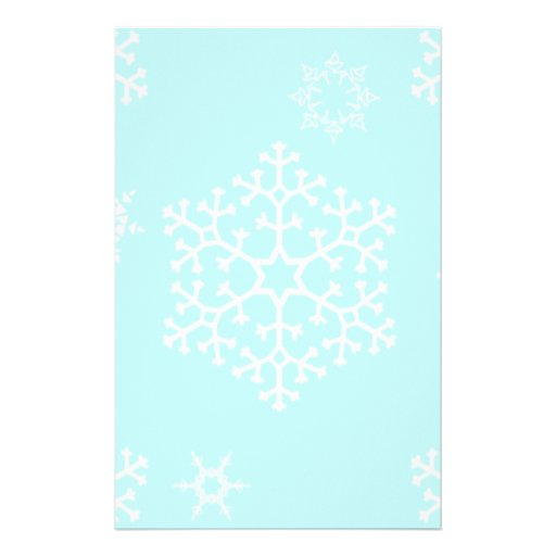snowflakes_on_light_blue papeleria