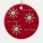 Snowflakes Ornament
