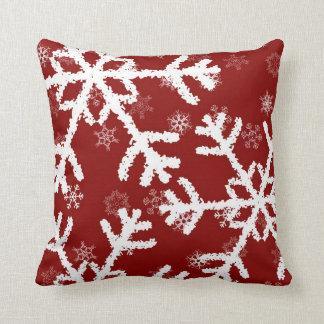 Snowflakes Pillows