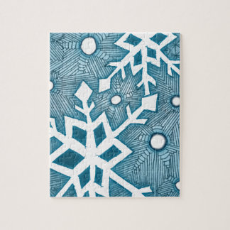 Snowflakes Jigsaw Puzzles