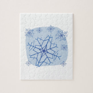 Snowflakes Jigsaw Puzzle