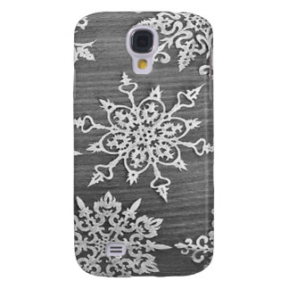 Snowflakes Samsung Galaxy S4 Case