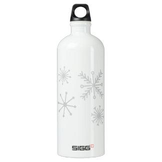 Snowflakes SIGG Traveler 1.0L Water Bottle