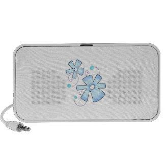 SNOWFLAKES iPod SPEAKER