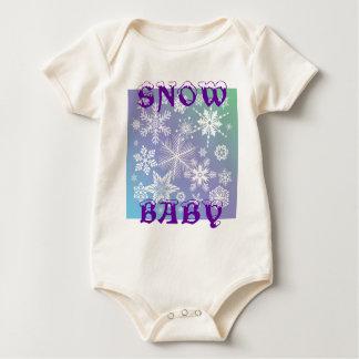 SNOWFLAKES BODYSUITS