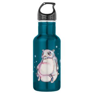 Snowflakes Water Bottle