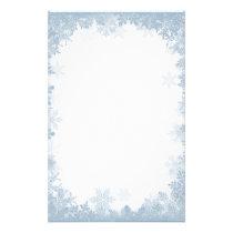 SnowFrame Stationery