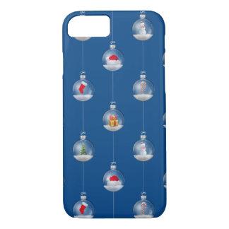 Snowglobes at Dusk iPhone 8/7 Case