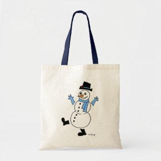 Snowguy Tote Bag