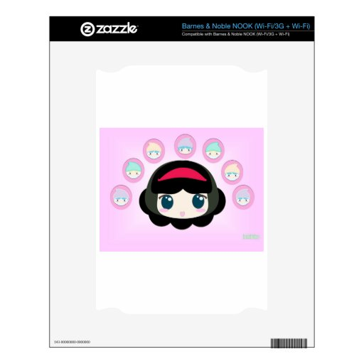 snowhite and the 7 dwarfs.jpg skins for NOOK