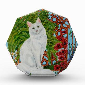 Snowi's Garden Acrylic Award