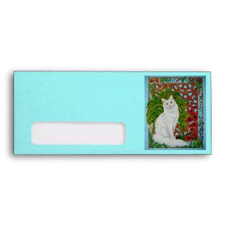 Snowi's Garden Envelopes
