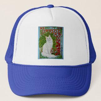 Snowi's Garden Trucker Hat