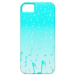Snowing Music iPhone SE/5/5s Case