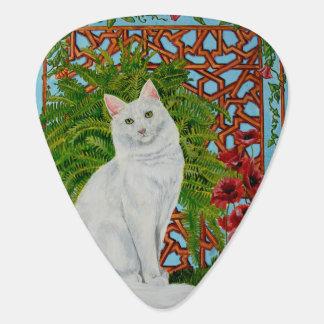 Snowi's Garden Guitar Pick