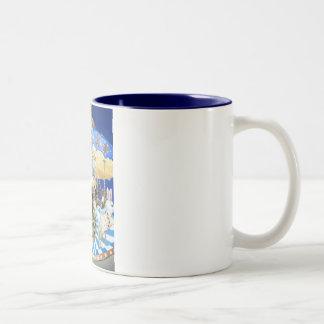 Snowland Carousel Mug