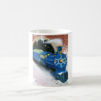 Snowland Express Train Mug