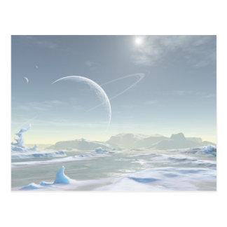 Snowland Postcard