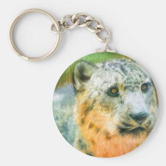 SnowLeopard Keychain