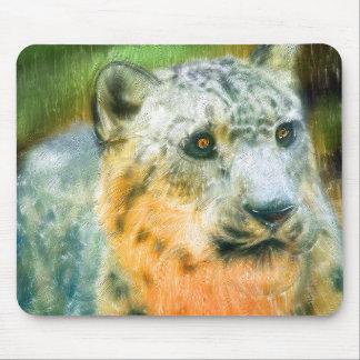 SnowLeopard Mouse Pad