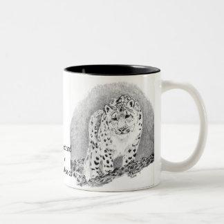 SnowLeopard Mug