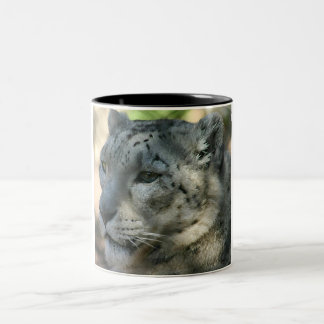 snowleopard coffee mugs
