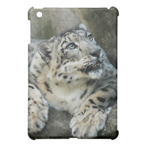 SnowLeopardBCR006 Cover For The iPad Mini