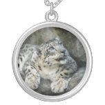 SnowLeopardBCR006 Custom Jewelry