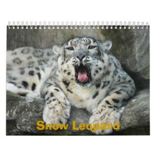 SnowLeopardBCR007, Snow Leopard Calendars