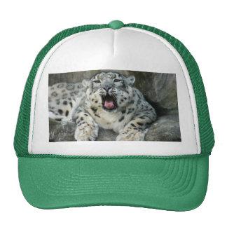 SnowLeopardBCR007 Trucker Hat