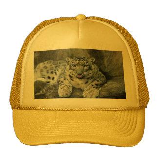 SnowLeopardBCR008 Trucker Hat
