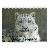 SnowLeopardM002, Snow Leopard Calendar