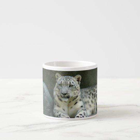 SnowLeopardM003 Espresso Cup