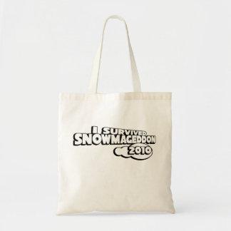 Snowmageddon Bag