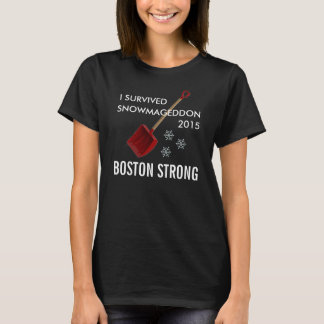 Snowmageddon Boston T-Shirt