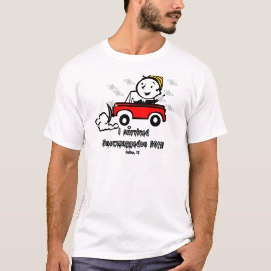 Snowmaggedon 2011 T-Shirt