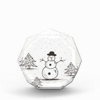 snowman2 award