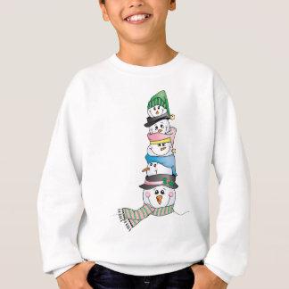 Snowman/ Bonhomme de Neige Sweatshirt